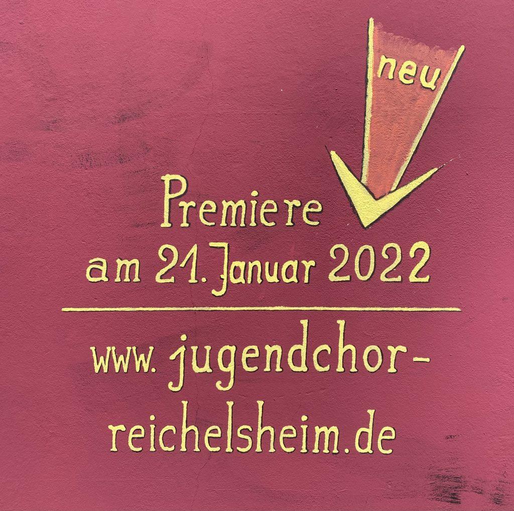Premiere am 21. Januar 2022